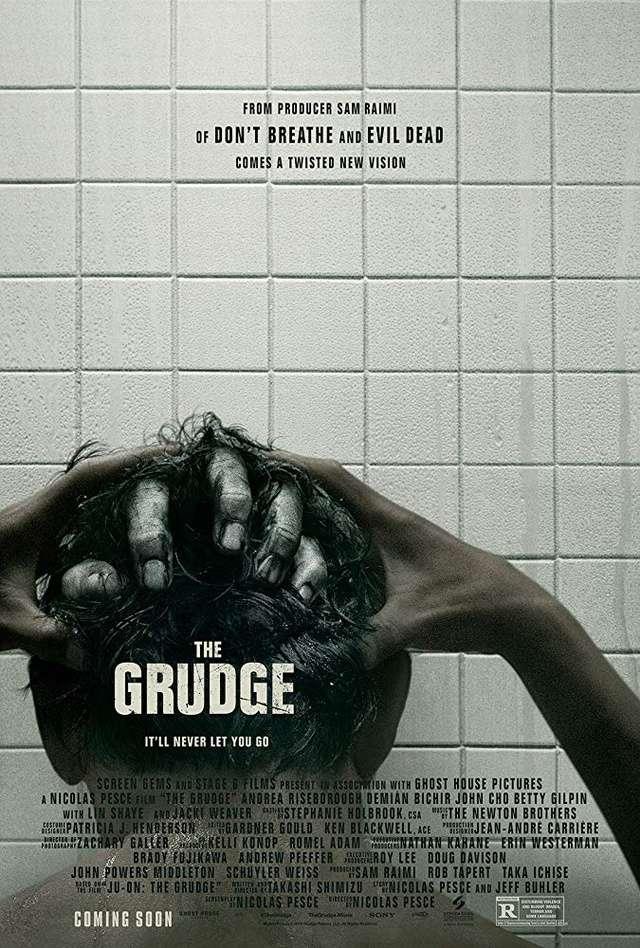 怨咒_The Grudge(2020)_電影海報