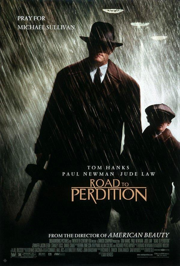 非法正義_The Road To Perdition_電影海報