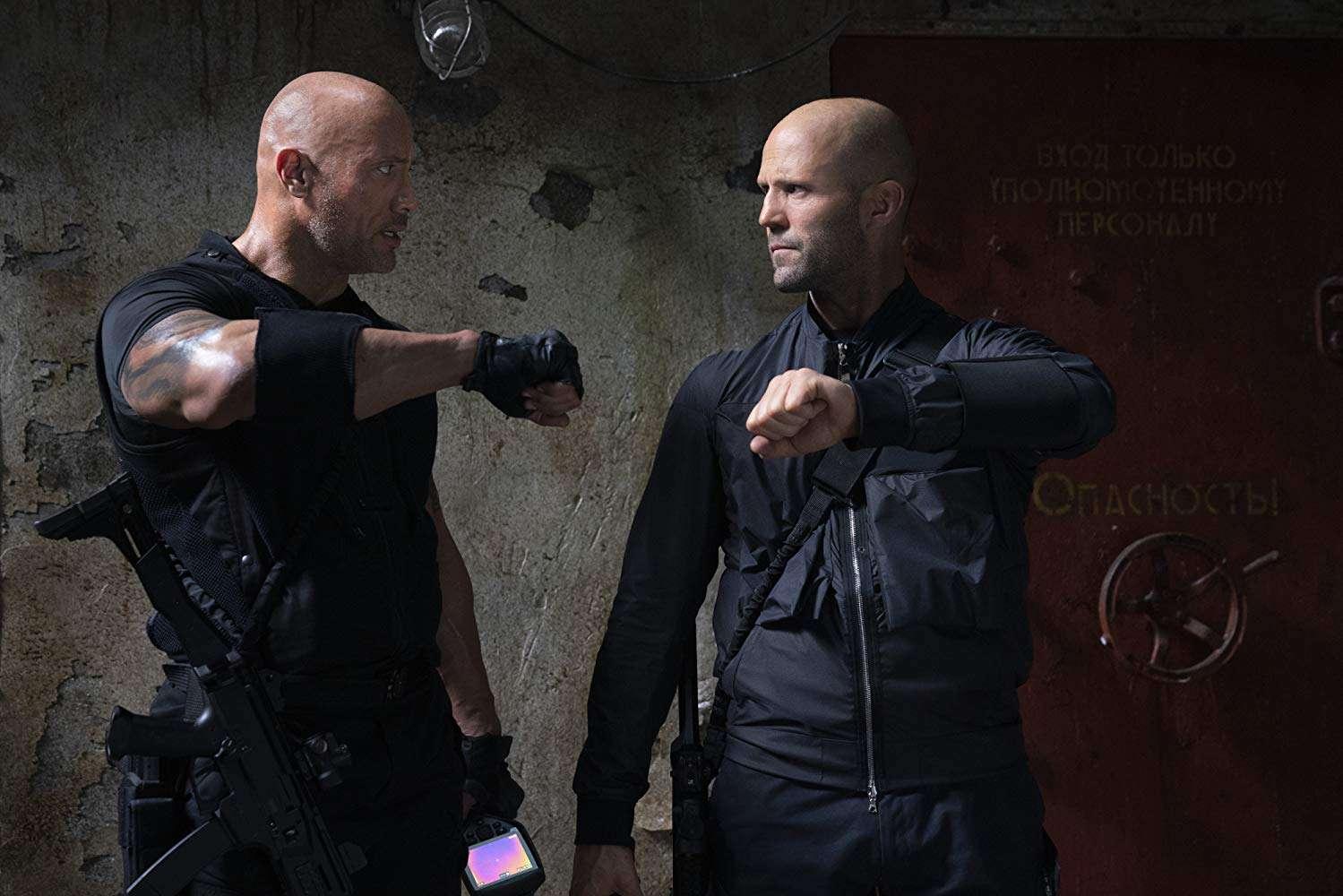 玩命關頭:特別行動_Fast & Furious presents: Hobbs & Shaw_電影劇照