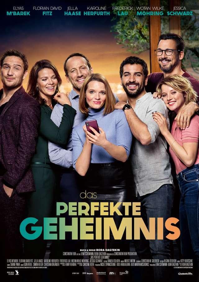 親愛陌生人_Das perfekte Geheimnis_電影海報