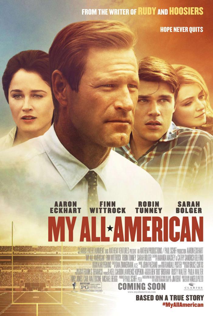 我的美國夥伴_My All American_電影海報
