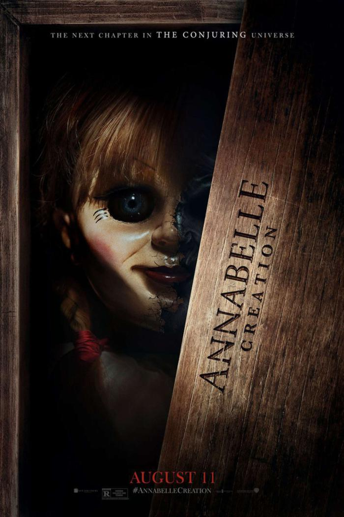 安娜貝爾:造孽_Annabelle 2_電影海報