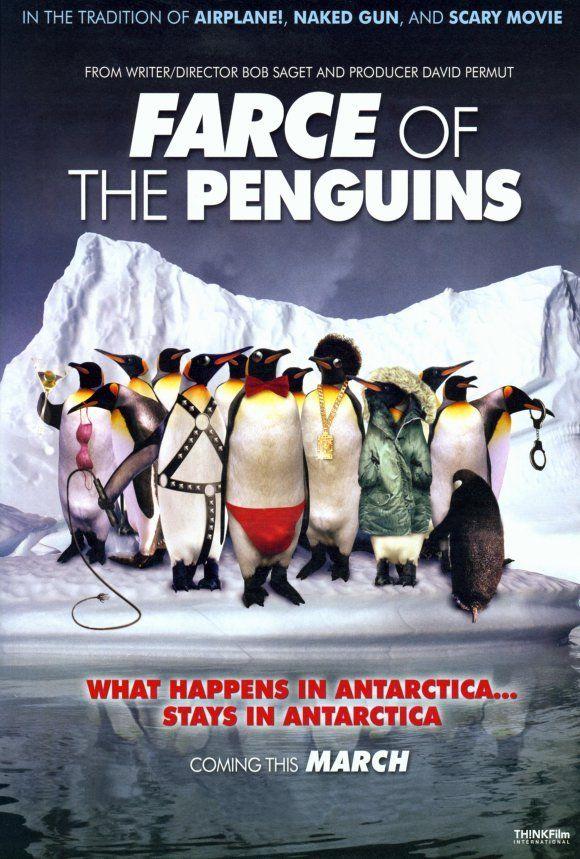 企鵝寶貝2:神奇的企鵝_Farce of the Penguins_電影海報