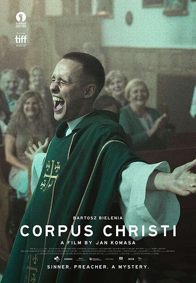 另類神父_Corpus Christi_電影海報