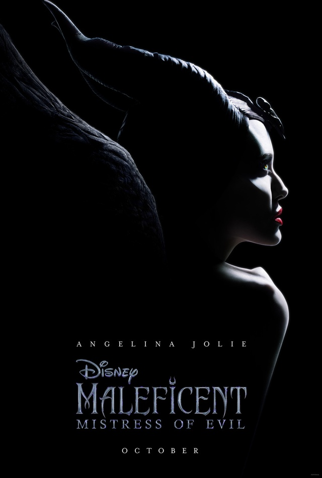 黑魔女2_Maleficent: Mistress of Evil_電影海報