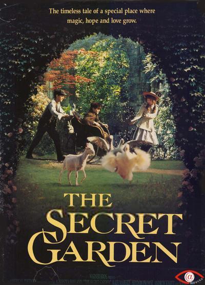 秘密花園_The Secret Garden_電影海報