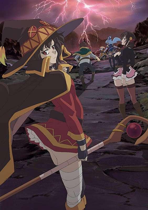 為美好的世界獻上祝福!紅傳說_KonoSuba! Legend of Crimson_電影劇照