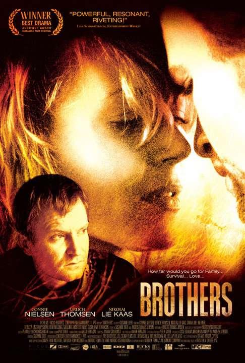 變奏曲_Brothers (DK2004)_電影海報