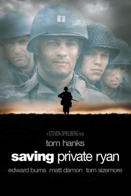 搶救雷恩大兵_Saving Private Ryan_電影海報