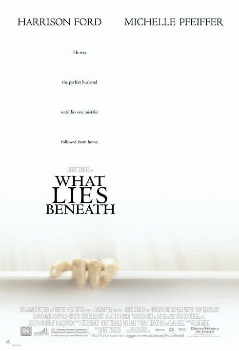 危機四伏_what lies beneath_電影海報