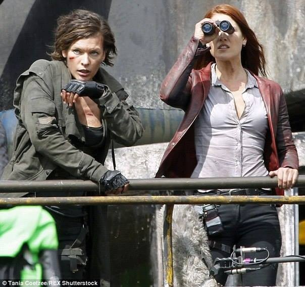 惡靈古堡:最終章_Resident Evil: The Final Chapter_電影劇照
