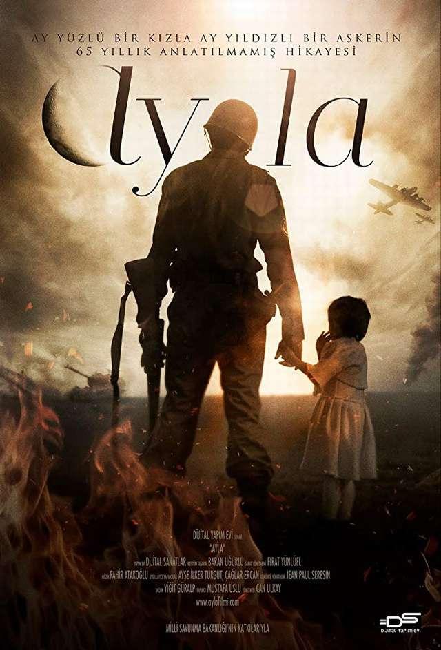 艾拉,戰爭下的女兒_Ayla: The Daughter of War_電影海報