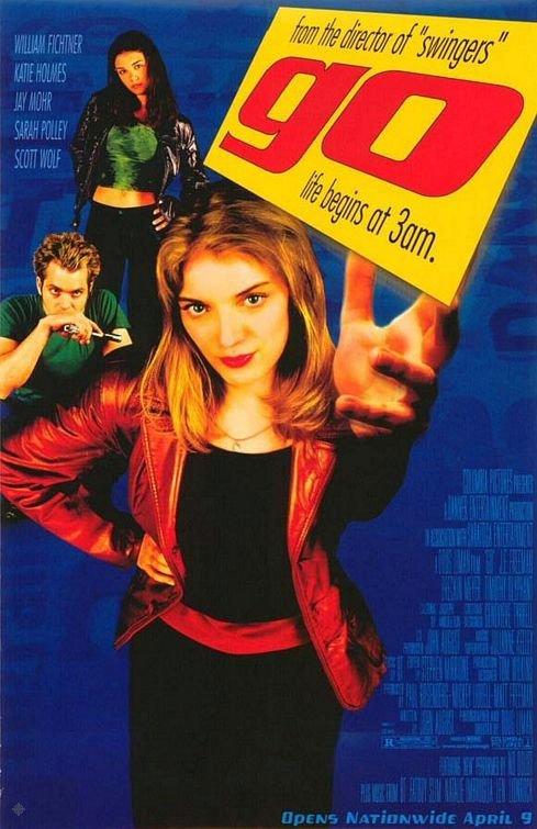 狗男女_Go (1999)_電影海報