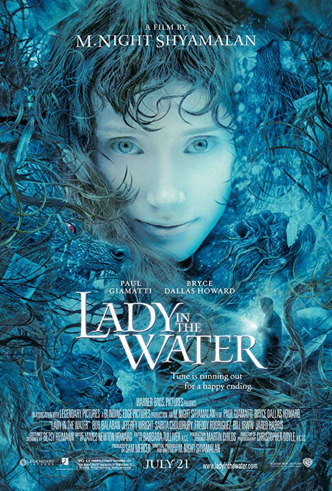 水中的女人_Lady in the Water_電影海報