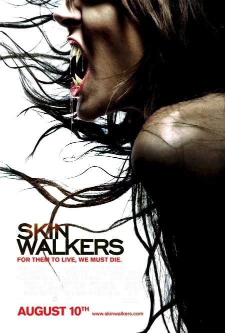 異族終結戰_Skinwalkers (2006)_電影海報