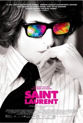 巴黎聖羅蘭_Saint Laurent_電影海報