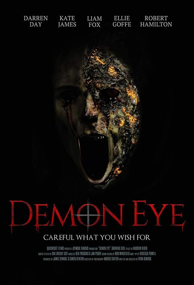 鬼眼逼人_Demon Eye_電影海報