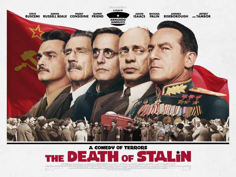 史達林死了沒?_The Death of Stalin_電影劇照