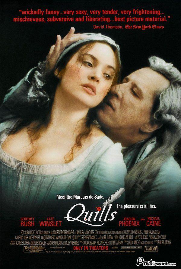 鵝毛筆_Quills_電影海報
