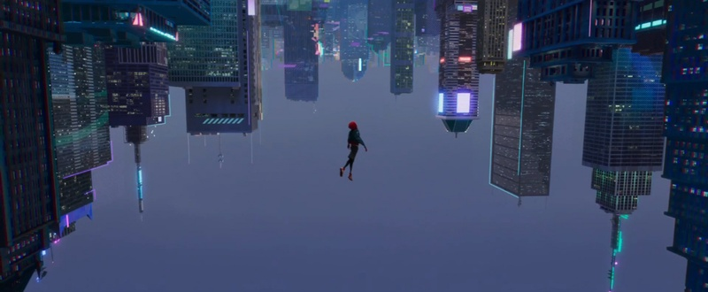 蜘蛛人:新宇宙_Spider-Man: Into the Spider-Verse_電影劇照