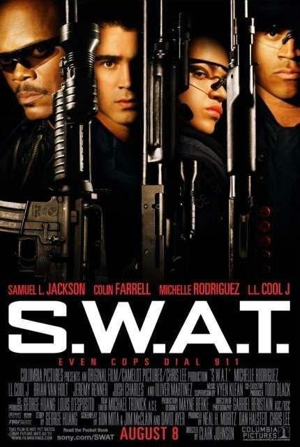 反恐特警組_S.W.A.T._電影海報