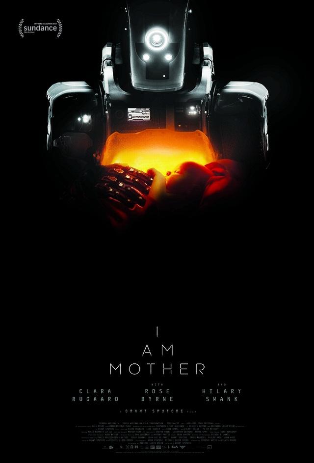 AI終結戰_I am Mother_電影海報