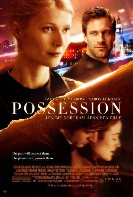 無可救藥愛上你_Possession (2002)_電影海報