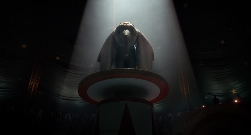 小飛象_Dumbo_電影劇照