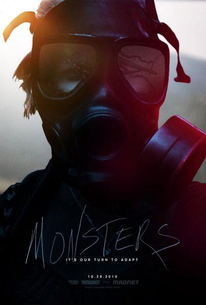異獸禁區_Monsters_電影海報