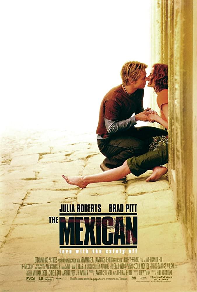 危險情人_(2000) The Mexican_電影海報