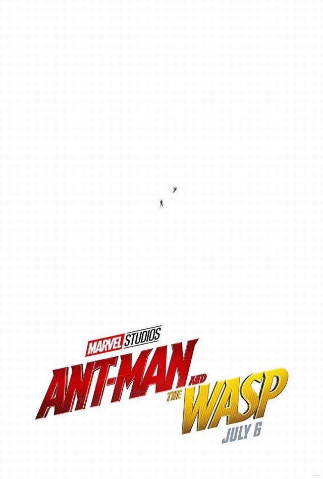 蟻人與黃蜂女_Ant-Man and the Wasp_電影海報
