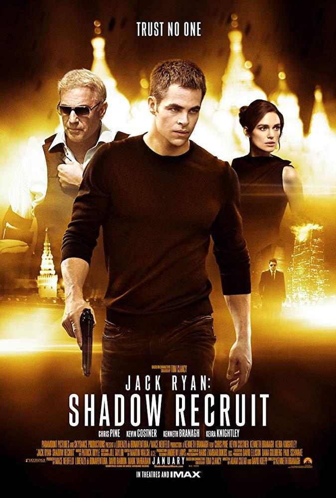 傑克萊恩︰詭影任務_Jack Ryan: Shadow Recruit_電影海報
