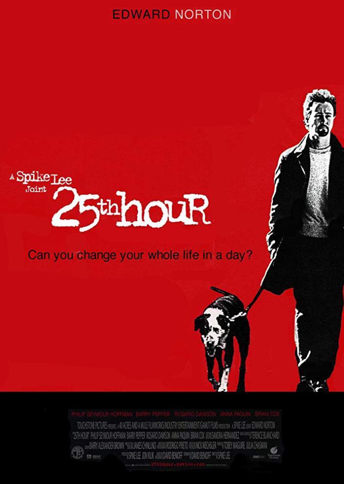 25小時_25th Hour_電影海報