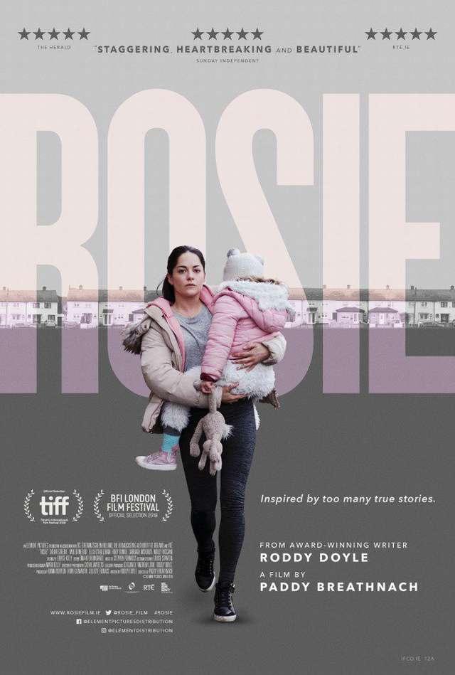我們的家不是我們的家_Rosie_電影海報