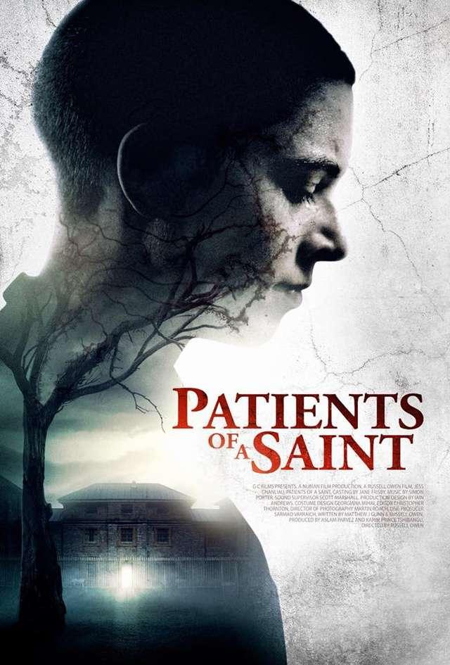 大監獄行動_Patients of a Saint_電影海報