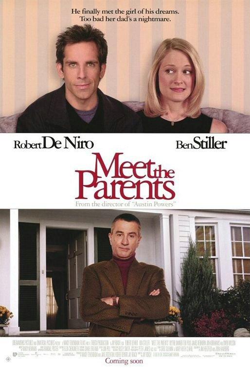 門當父不對_Meet the Parents_電影海報