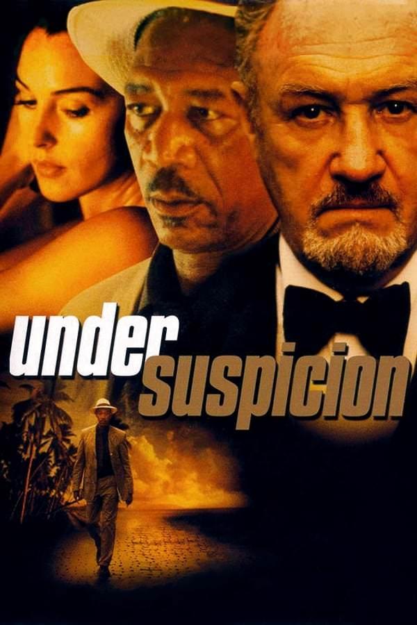 懸疑對戰_Under Suspicion_電影海報