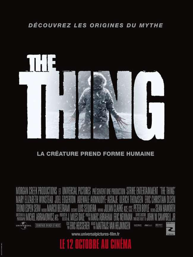 極地詭變_The Thing (2011)_電影海報