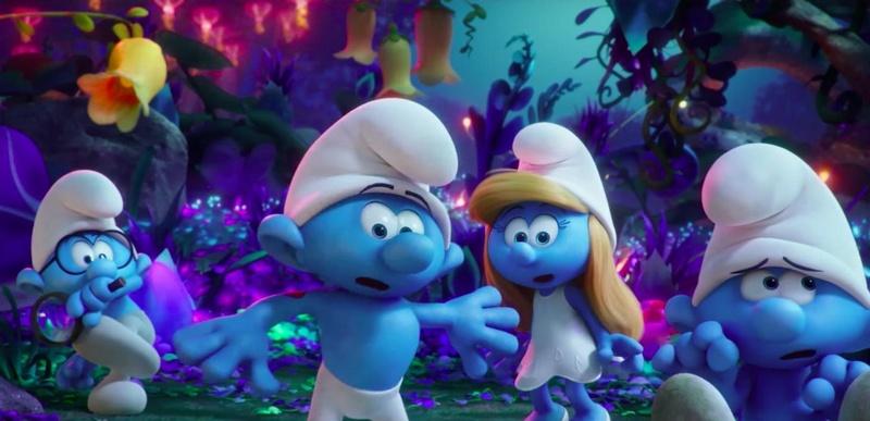 藍色小精靈:失落的藍藍村_Smurfs: The Lost Village_電影劇照