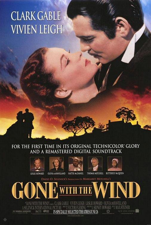 亂世佳人_Gone with the Wind_電影海報