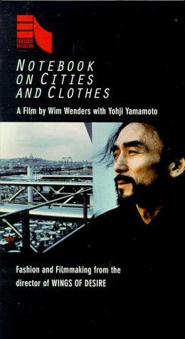 城市時裝速記_Notebook on Cities and Clothes_電影海報
