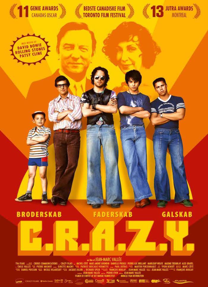 愛瘋狂_C.R.A.Z.Y._電影海報