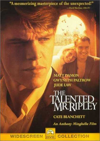 天才雷普利_The Talented Mr. Ripley_電影海報