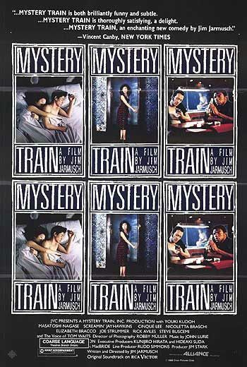 神秘列車_Mystery Train_電影海報
