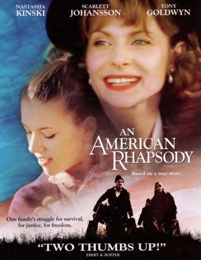 美國天堂_An American Rhapsody_電影海報