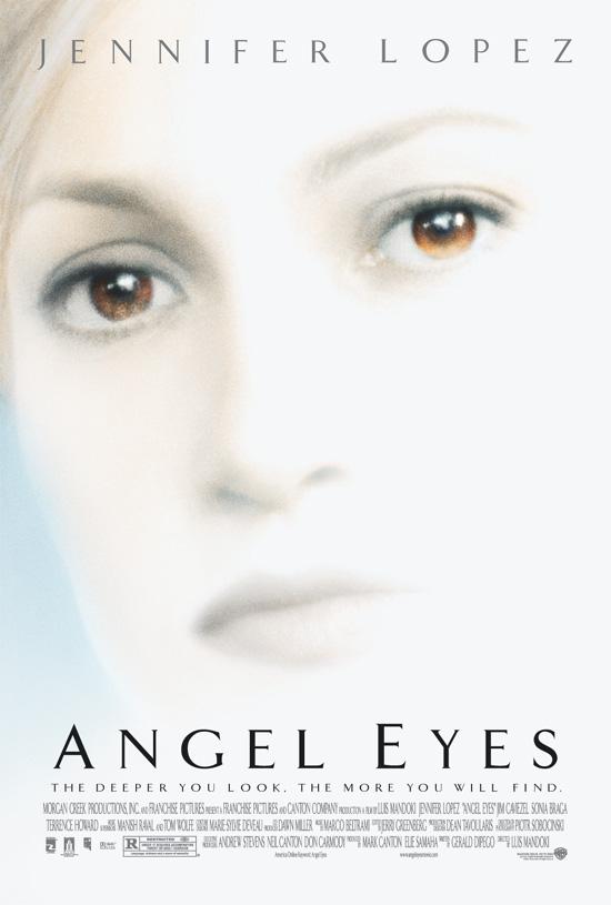 超感應頻率_Angel eyes_電影海報