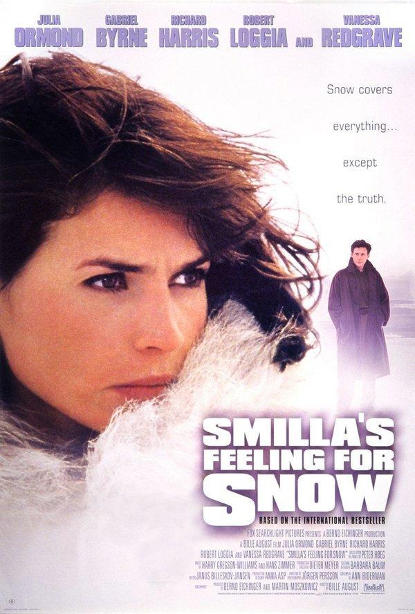雪地疑雲之石破天驚_Similla's Sense of Snow_電影海報