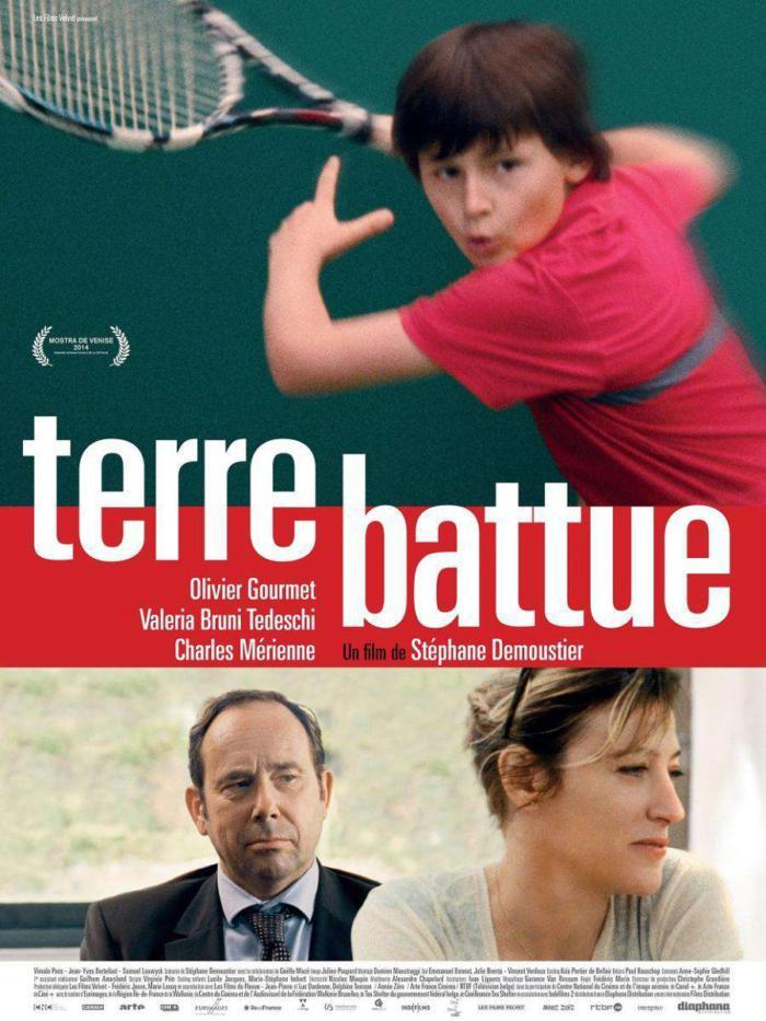 人生冠軍組_Terre battue_電影海報