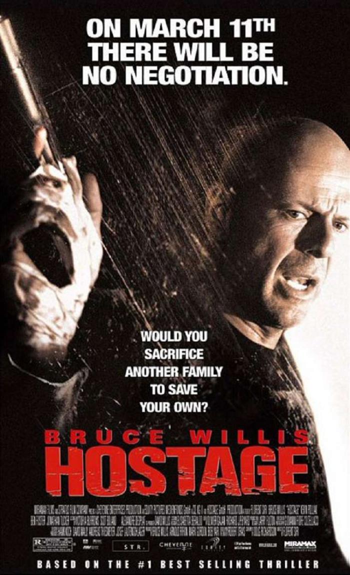 終極人質_Hostage(2005)_電影海報