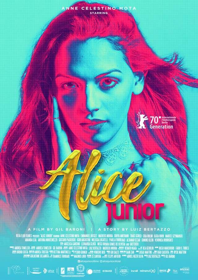 辣個艾莉絲_Alice Junior_電影海報